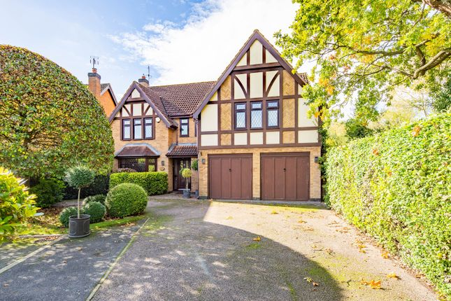 Thumbnail Detached house for sale in Pipits Croft, Bicester