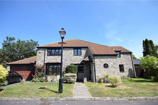 Thumbnail Detached house for sale in The Paddocks, West Street, Ilchester, Yeovil