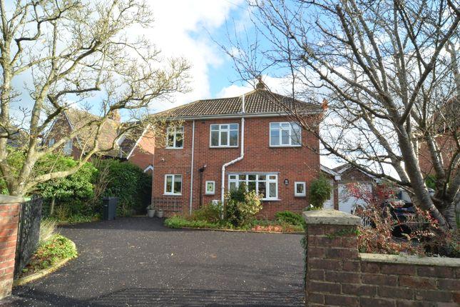 Thumbnail Detached house for sale in Silver Street Lane, Trowbridge