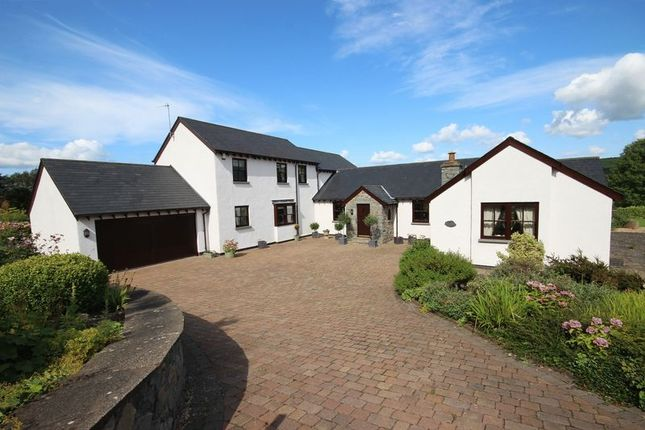 Thumbnail Detached house for sale in Glan Conwy, Colwyn Bay
