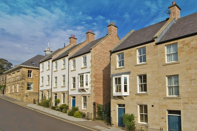 Thumbnail Town house for sale in Pottergate, Alnwick, Northumberland