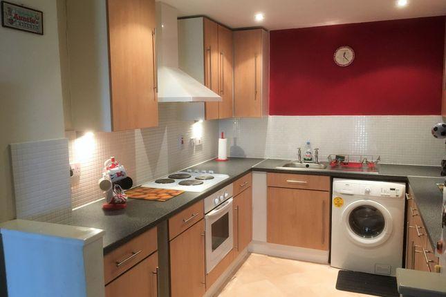 Kitchen of Britannia House, Palgrave Road, Bedford MK42
