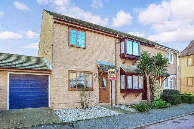 Thumbnail Link-detached house for sale in Church Meadow, Deal, Kent