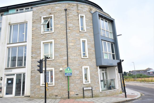 Thumbnail Flat for sale in Kerrier Way, Camborne, Cornwall