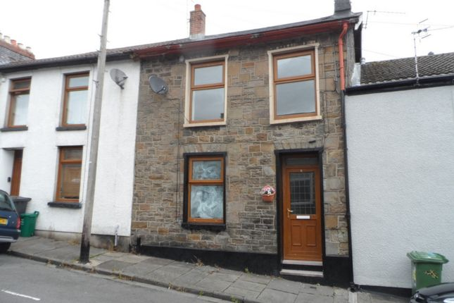 Thumbnail Terraced house to rent in Griffith Street, Aberdare