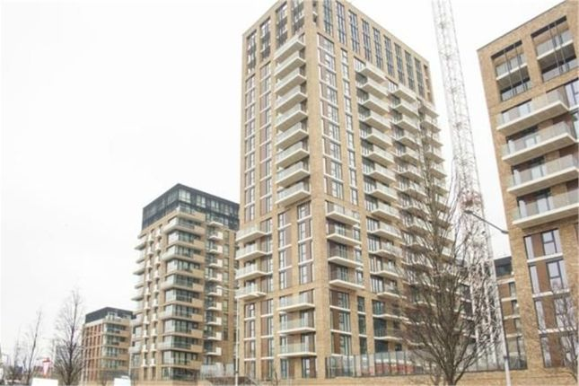 Thumbnail Flat to rent in Vantage House, Royal Arsenal, Woolwich
