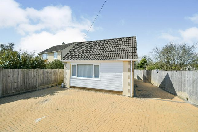 1 bed detached bungalow for sale in London Road, Box, Corsham SN13