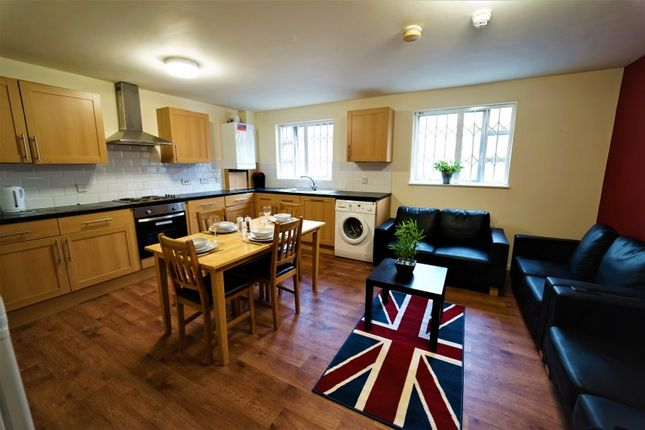 Thumbnail Detached house to rent in North Sherwood Street, Nottingham