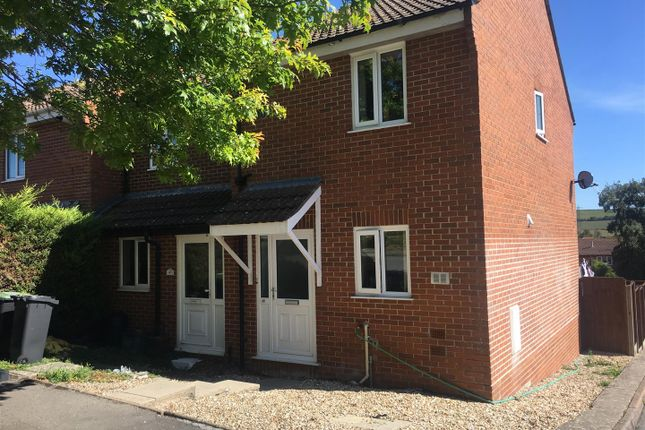 Thumbnail Terraced house for sale in Meadow View Road, Weymouth