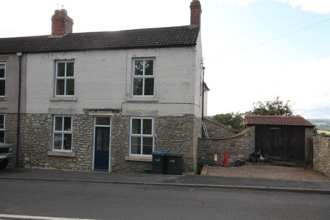 Thumbnail Semi-detached house for sale in West End, Witton Le Wear, Bishop Auckland