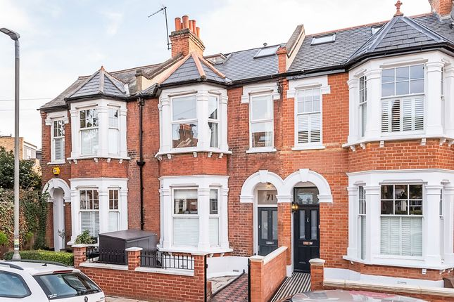 Thumbnail Terraced house to rent in Ormeley Road, London