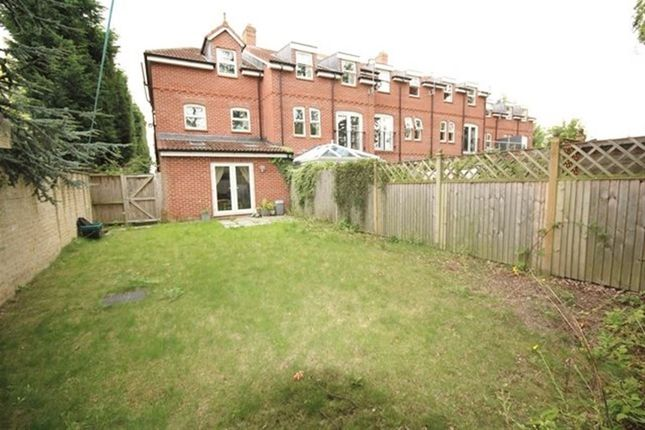 Thumbnail Town house to rent in Calcaria Court, Tadcaster Road, York