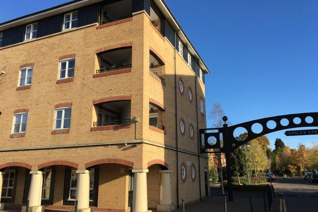 Thumbnail Flat to rent in Evans Wharf, Hemel Hempstead