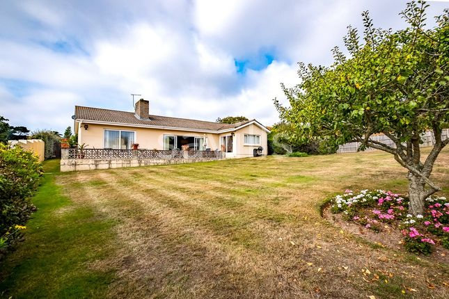 Thumbnail Detached house for sale in Tabor Drive, La Route Des Genets, St Brelade