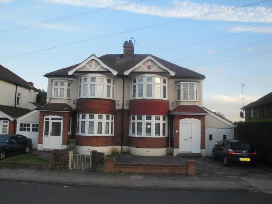 Thumbnail End terrace house to rent in Eastern Avenue, Chadwell Heath