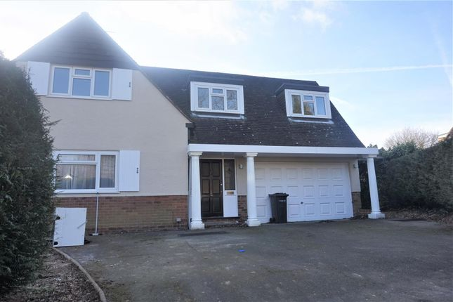 Thumbnail Detached house to rent in Willow Walk, Meopham, Gravesend