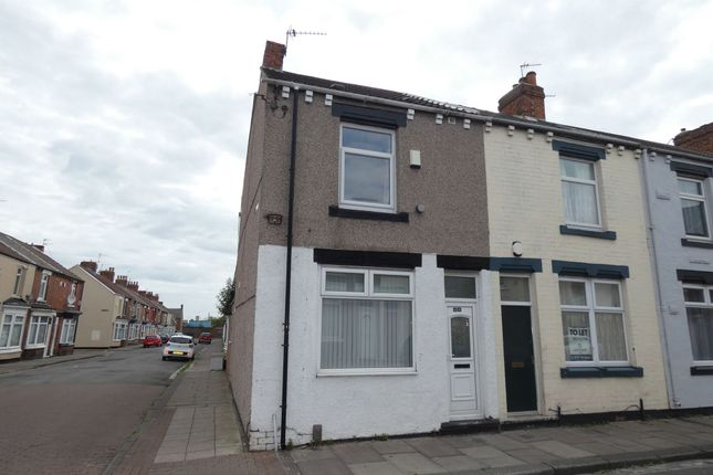 3 bed terraced house for sale in Peaton Street, North Ormesby, Middlesbrough TS3