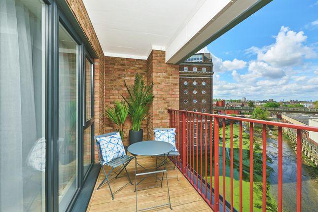 Balcony of Greenwich High Road, London SE10