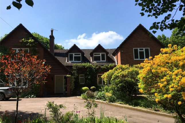 Thumbnail Detached house for sale in Edenshill, Upleadon, Newent