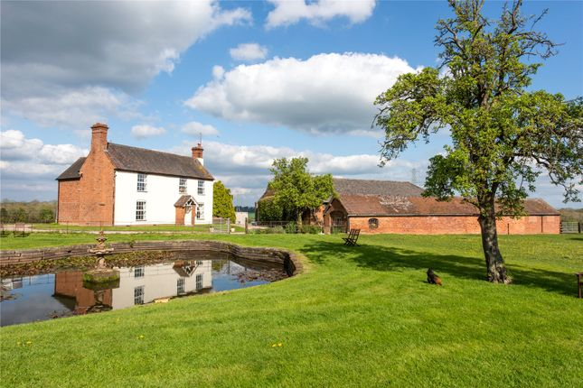 Thumbnail Detached house for sale in Elmley Lovett, Droitwich, Worcestershire