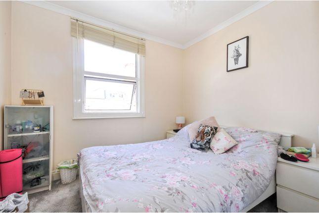 Bedroom Two of Blackheath Road, London SE10