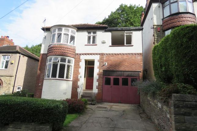 Thumbnail Detached house for sale in Cobnar Road, Woodseats, Sheffield