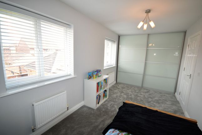 Bedroom of Ferryside, Thelwall, Warrington WA4