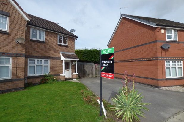 Thumbnail Property to rent in Barberry Crescent, Bootle