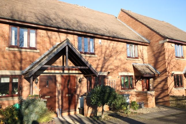 Thumbnail Terraced house to rent in Farmington Drive, Witney