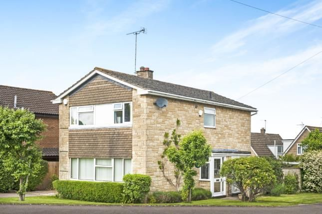 Thumbnail Detached house for sale in Oldbury Orchard, Churchdown, Gloucester, Gloucestershire