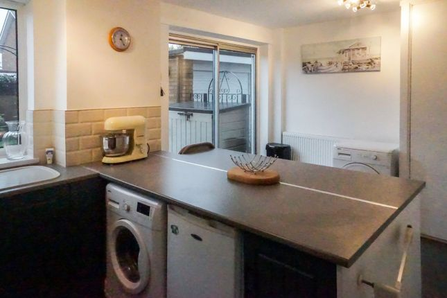 Kitchen of Belmont Close, Churchbridge, Cannock WS11