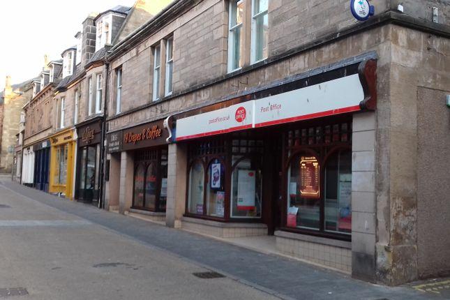 Thumbnail Retail premises for sale in Batchen Street, Elgin