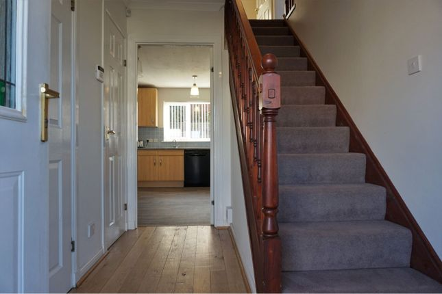 Entrance Hall of Lawers Drive, Broughty Ferry, Dundee DD5