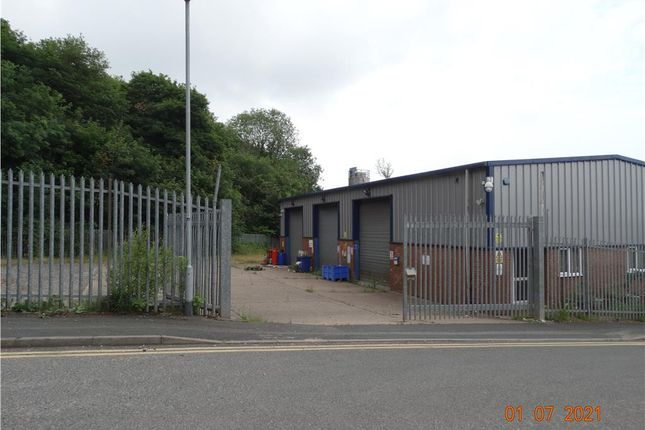 Thumbnail Light industrial for sale in Brick Kiln Way, The Levels Industrial Estate, Brereton, Rugeley, Staffordshire