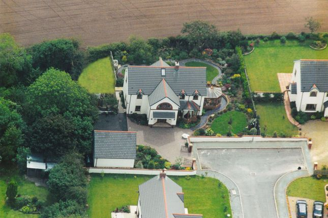 Thumbnail Detached house for sale in Glenfield Park, Burton, Milford Haven