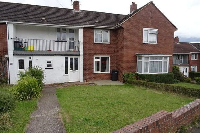 Thumbnail Flat to rent in Mincinglake Road, Exeter