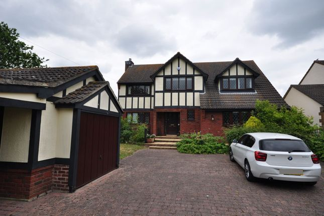 Thumbnail Detached house for sale in Church Lane, Great Holland
