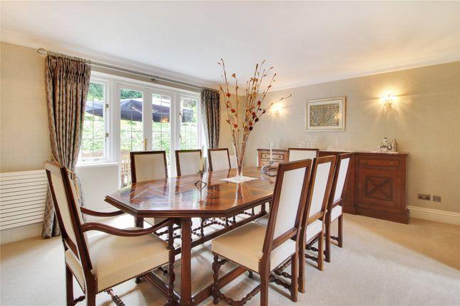 Dining Room of Richmond Place, Tunbridge Wells, Kent TN2