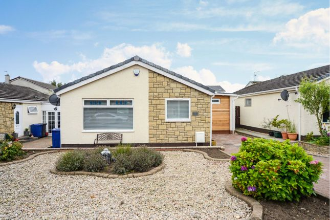 Thumbnail Detached bungalow for sale in Wishart Place, Dalkeith
