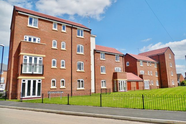 Thumbnail Flat to rent in Signals Drive, Stoke Village, Coventry