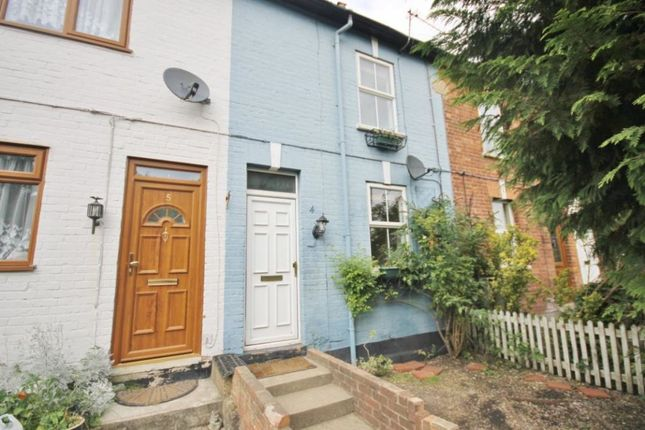 Thumbnail Terraced house to rent in Egham Hill, Egham