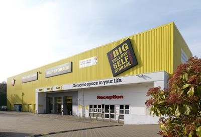 Warehouse to let in Big Yellow Self Storage Southend, Airborne Close, Southend Arterial Road, Leigh-On-Sea