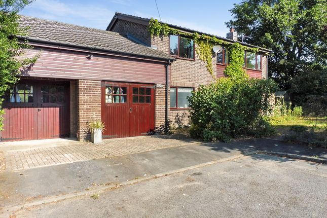 Thumbnail Detached house for sale in Greenfields, East Harling, Norwich