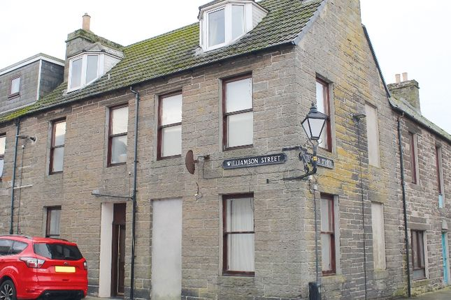 Thumbnail End terrace house for sale in Williamson Street, Wick