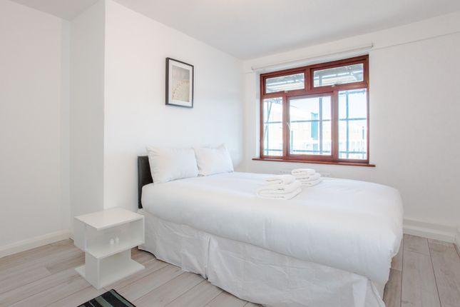 Thumbnail Flat to rent in Ilkeston Court, London