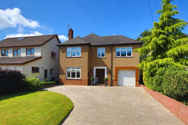 Thumbnail Detached house to rent in Marionville Gardens, Fairwater, Cardiff