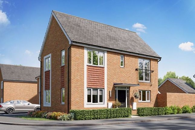 Thumbnail Semi-detached house for sale in The Webster, Newport
