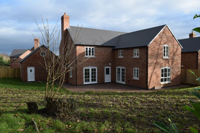 Thumbnail Detached house for sale in 2 William Ball Drive, Horsehay, Telford, Shropshire
