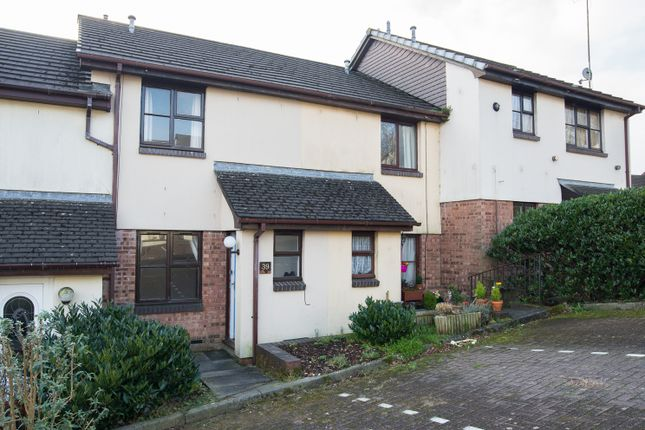 Thumbnail Terraced house to rent in Deacons Green, Tavistock