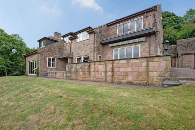 Thumbnail Detached house for sale in White Tor Road, Starkholmes, Matlock